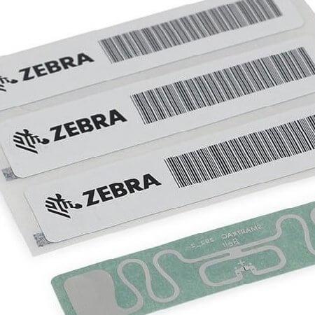 Etiquetas Zebra RFID 97X15