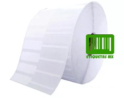 Etiquetas para Joyería Transferencia térmica 63X22