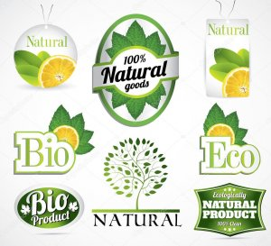 Etiquetas de productos - marca