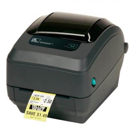 Impresora Zebra GK420T GK42-102510-000